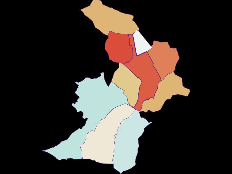 Population development since 1900 in Zemendorf-Stöttera