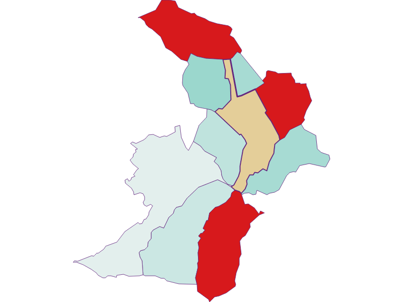Population development since 2011 in Zemendorf-Stöttera