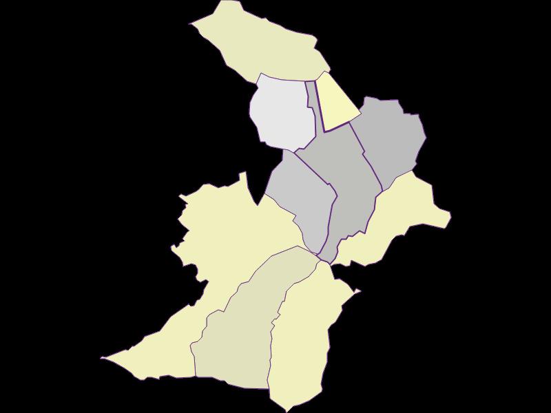 Farmers (comparison to federal state) in Zemendorf-Stöttera