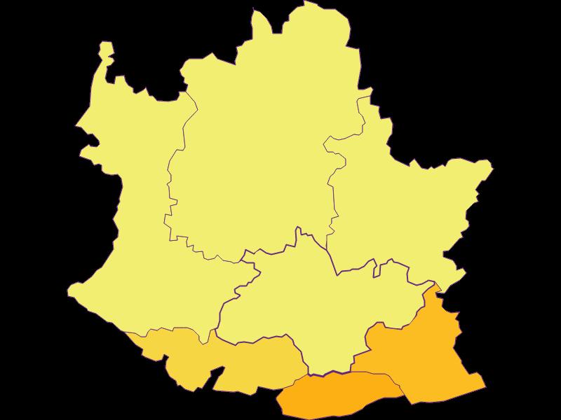 Population density in Artstetten-Pöbring