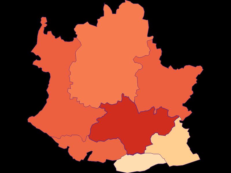 Household size in Artstetten-Pöbring