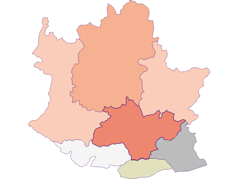 Farmers (comparison to Austria) in Artstetten-Pöbring