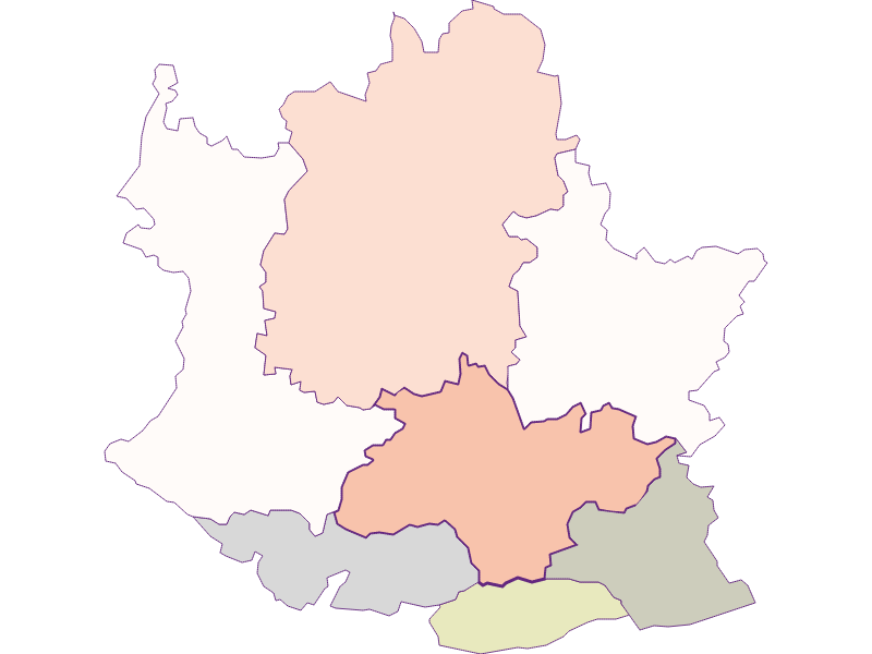 Farmers (comparison to federal state) in Artstetten-Pöbring