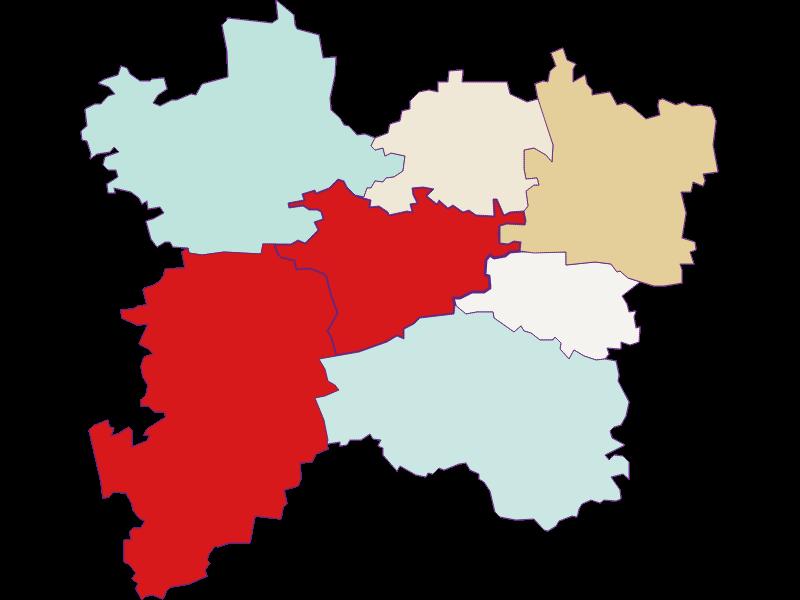 Population development since 2011 in Bischofstetten