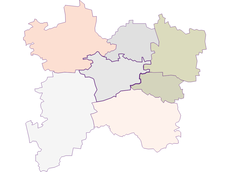 Farmers (comparison to federal state) in Bischofstetten