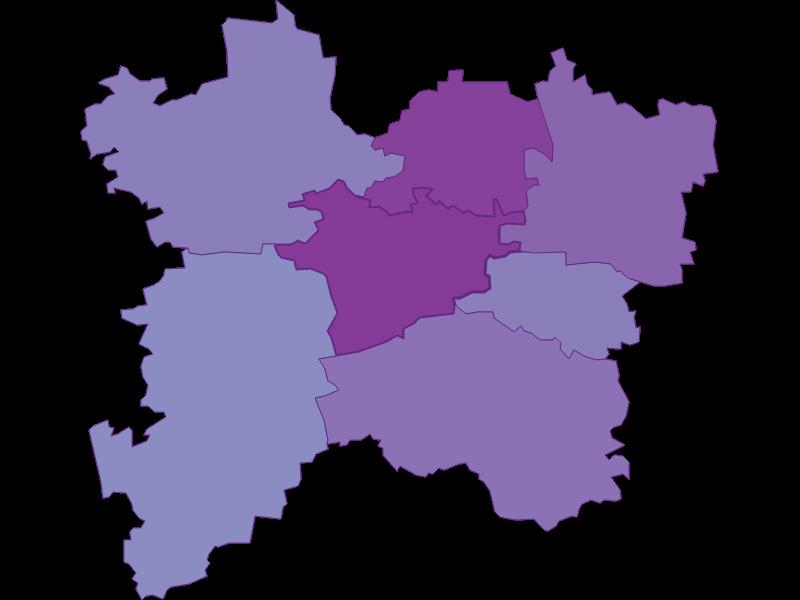 Commuter in Bischofstetten
