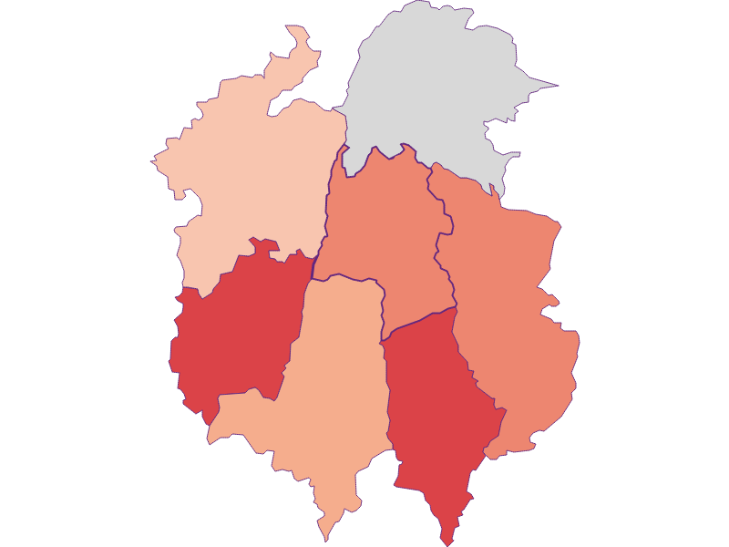Activity rate in Dorfstetten