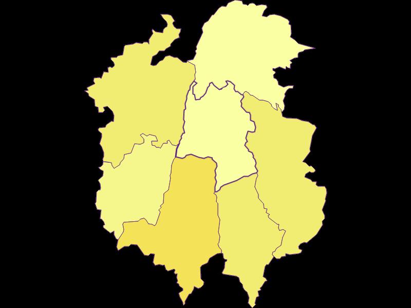 Population density in Dorfstetten