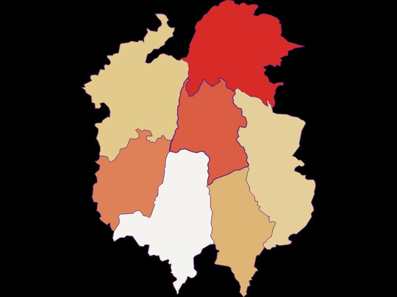 Population development since 1869 in Dorfstetten