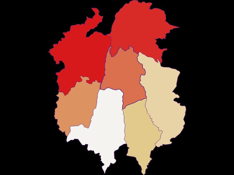 Population development since 1900 in Dorfstetten
