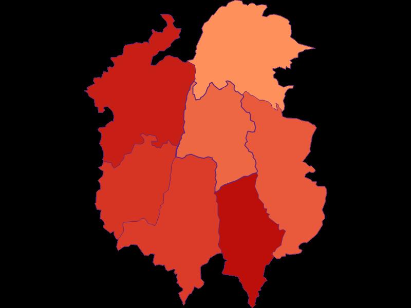 Household size in Dorfstetten