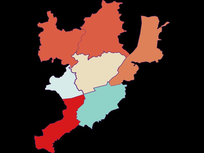 Population development since 1869 in Emmersdorf an der Donau