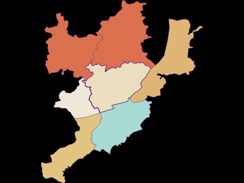 Population development since 1900 in Emmersdorf an der Donau