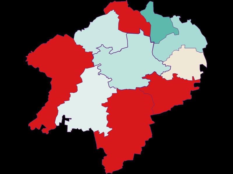 Bevölkerungsentwicklung seit 2011 in Hürm