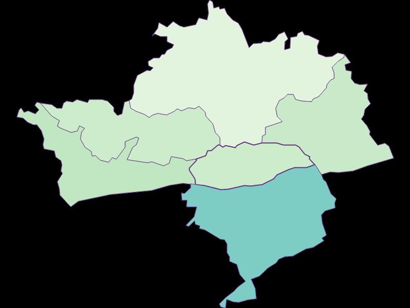 Доля иностранцев в Klein-Pöchlarn