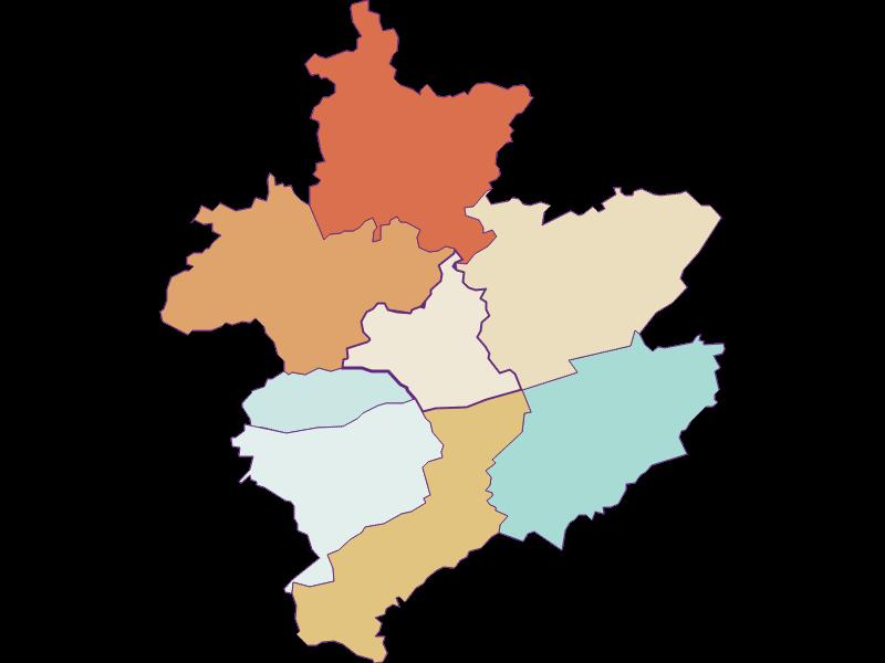 Population development since 1900 in Leiben