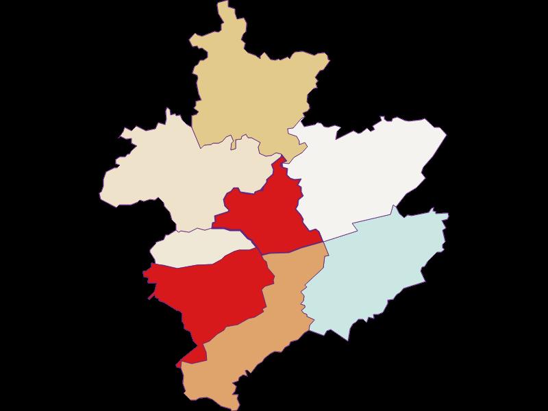 Population development since 2011 in Leiben