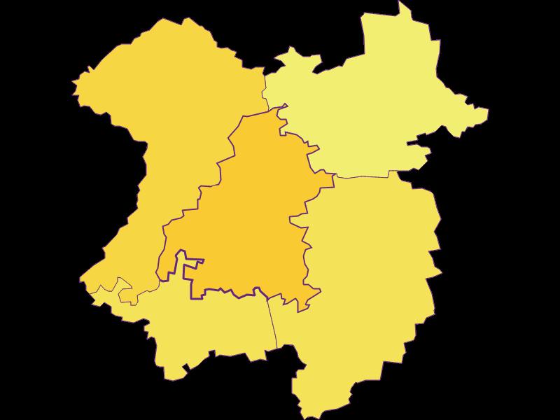 Плотность населения в Mank