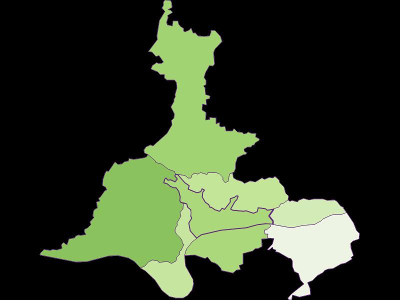 Заселенность в Marbach an der Donau
