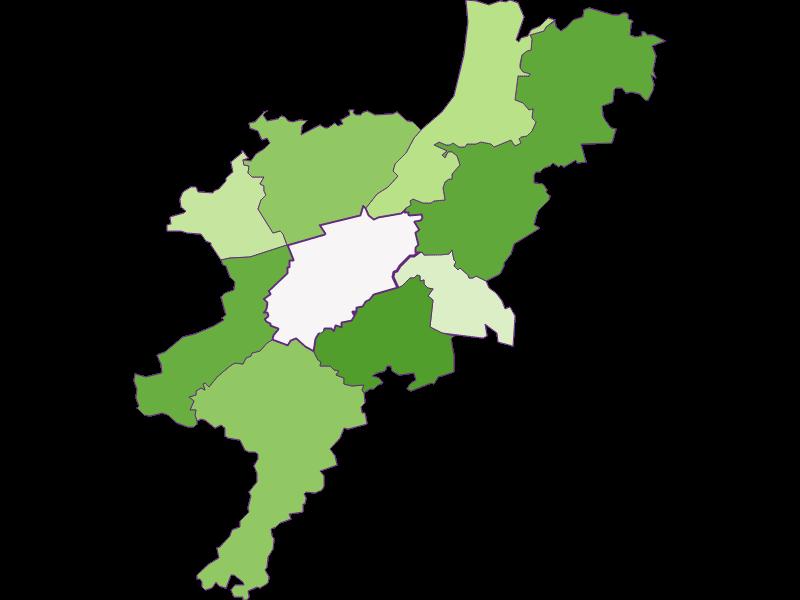 Заселенность в Melk