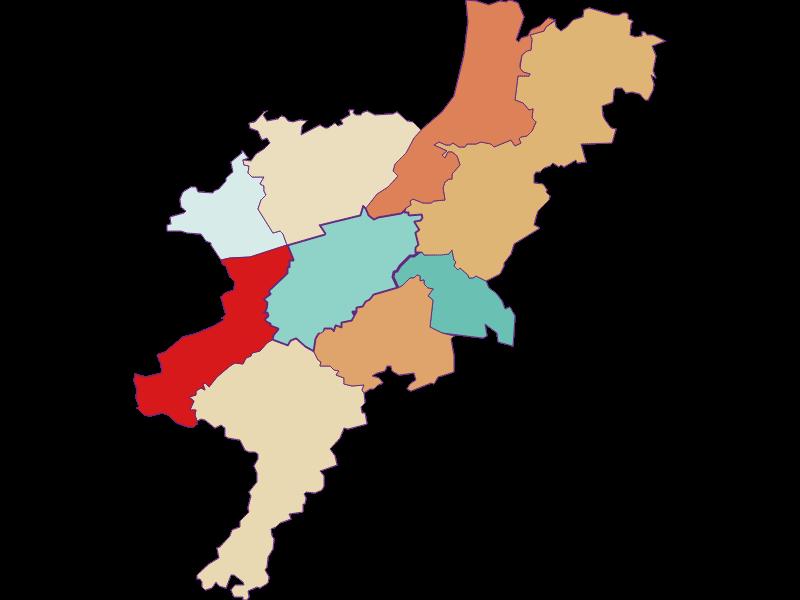 Демография с 1869 года в Melk