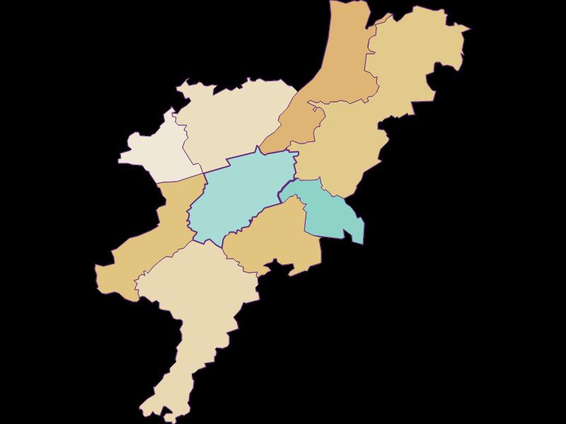 Демография с 1900 года в Melk