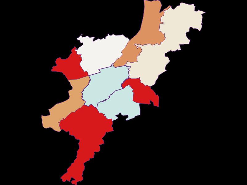 Демография с 2011 года в Melk