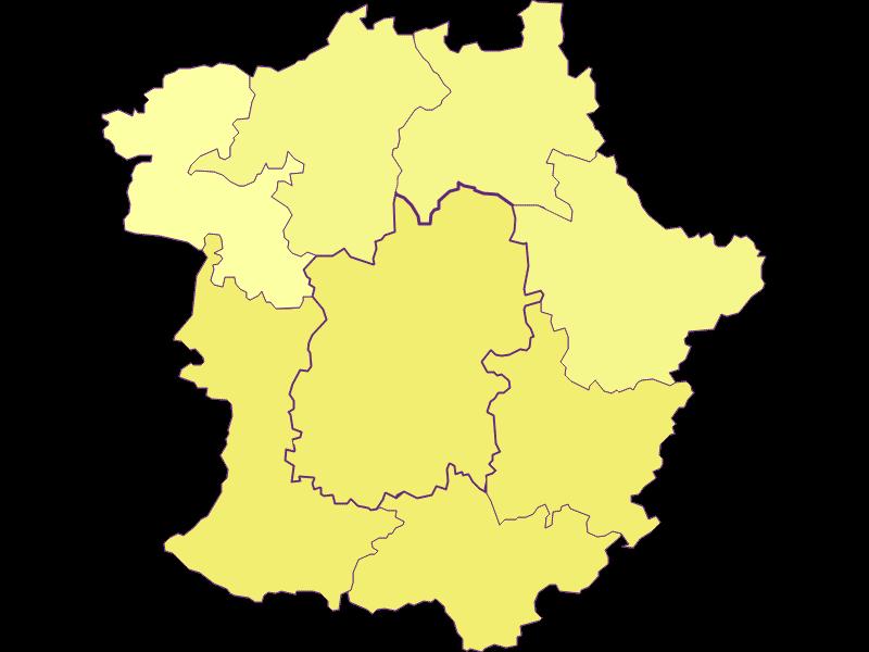 Population density in Pöggstall