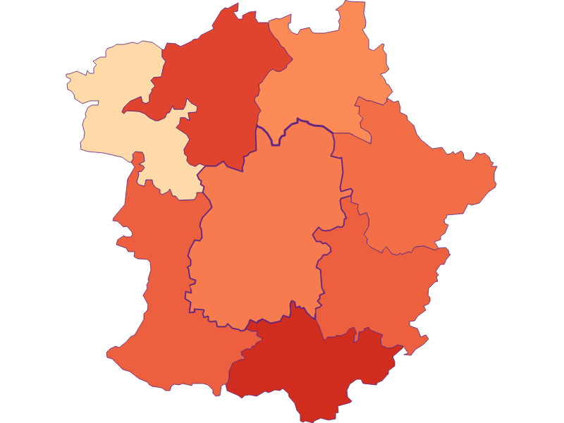 Household size in Pöggstall