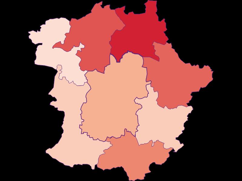 Farmers (comparison to Austria) in Pöggstall