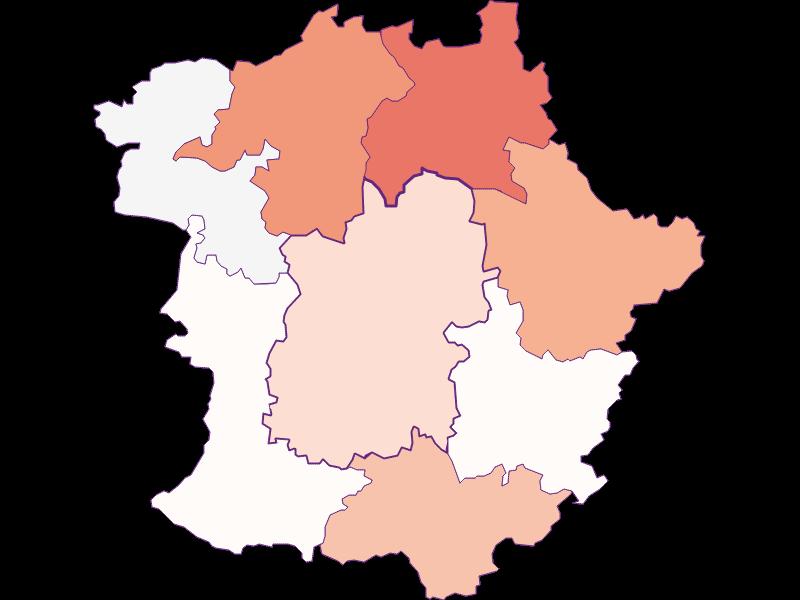 Фермеры (сравнение по Фед. землям) в Pöggstall
