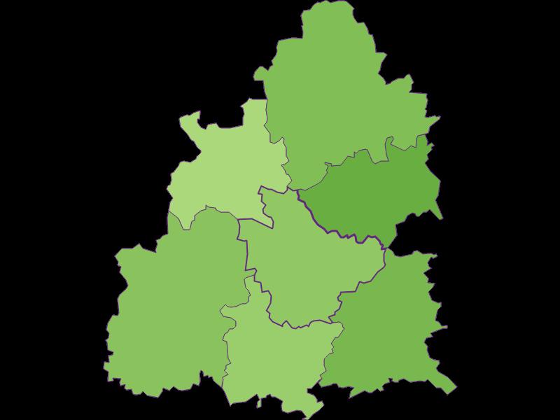 Settlement in Raxendorf