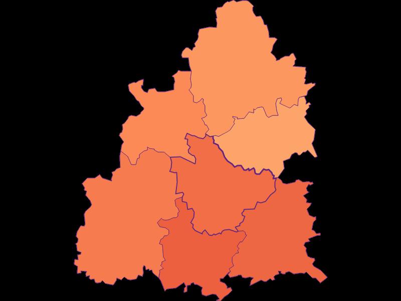 Household size in Raxendorf