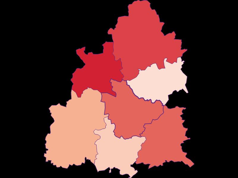 Farmers (comparison to Austria) in Raxendorf
