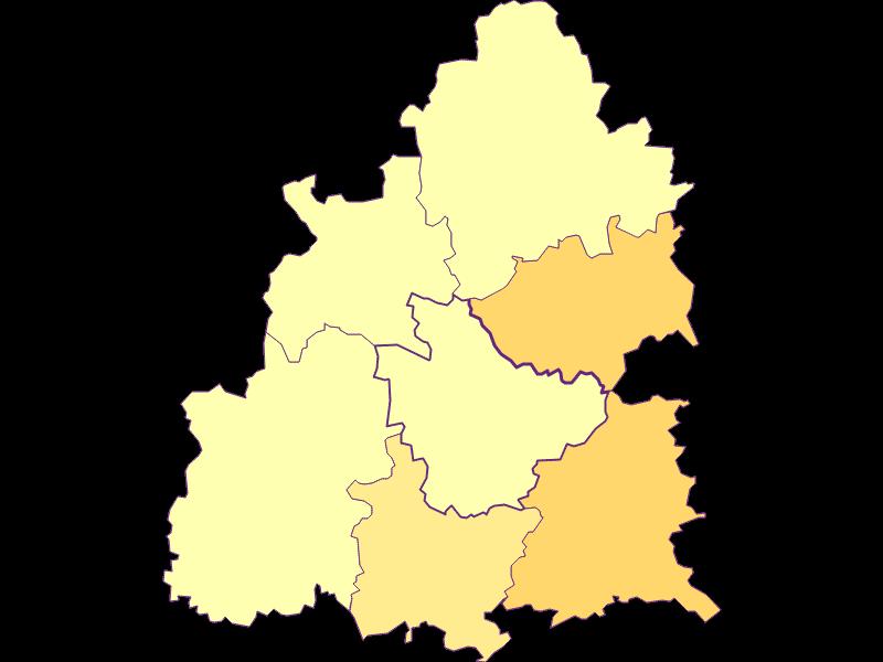 Urbanity in Raxendorf