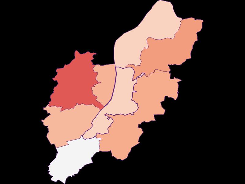Activity rate in Schönbühel-Aggsbach