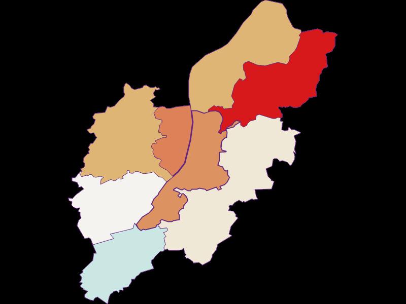 Population development since 2011 in Schönbühel-Aggsbach