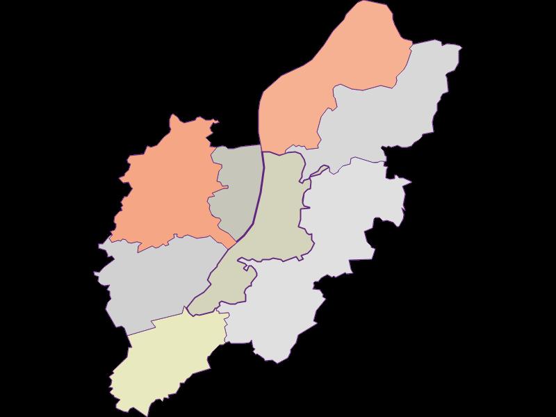 Farmers (comparison to federal state) in Schönbühel-Aggsbach