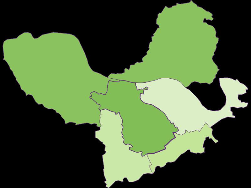 Заселенность в St. Martin-Karlsbach