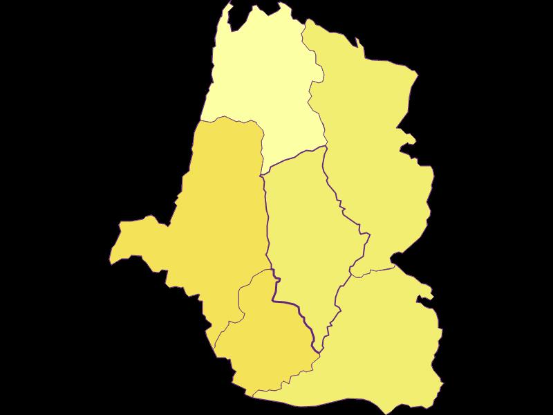 Population density in St. Oswald