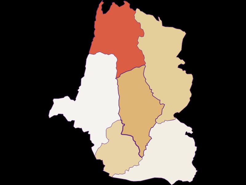 Population development since 1869 in St. Oswald