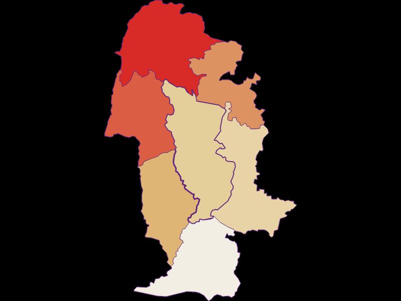 Демография с 1869 года в Yspertal