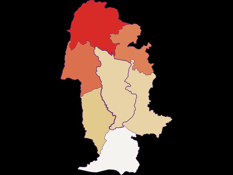 Демография с 1900 года в Yspertal