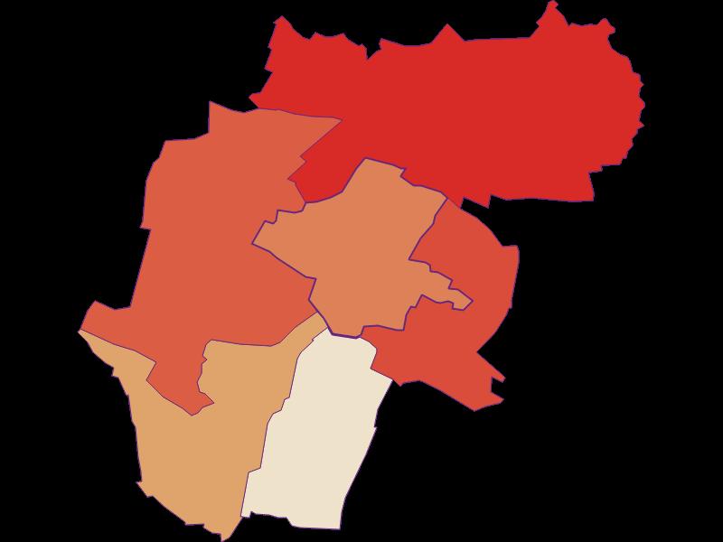Population development since 1869 in Altlichtenwarth