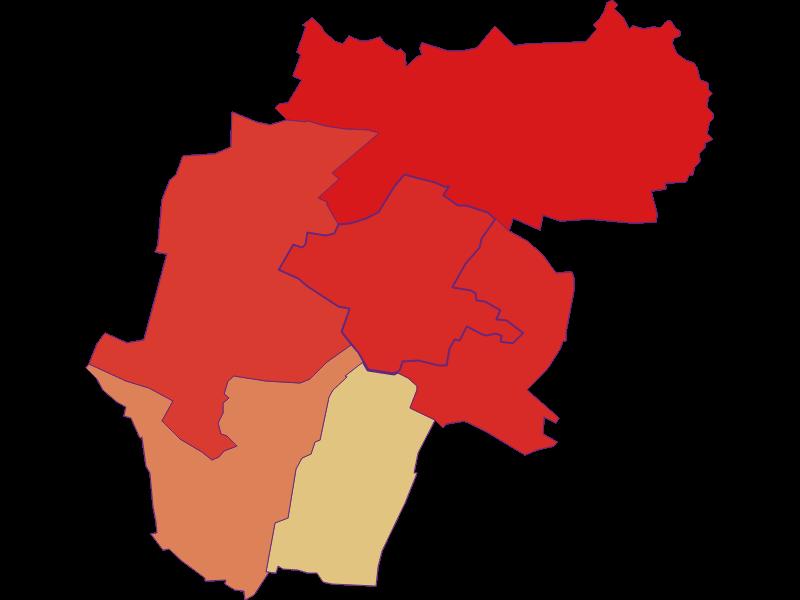 Population development since 1900 in Altlichtenwarth