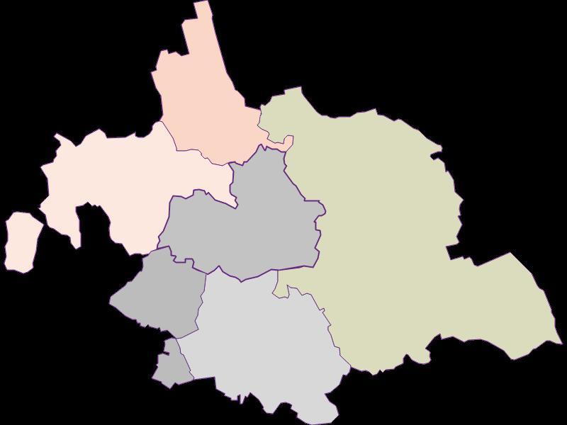 Farmers (comparison to federal state) in Asparn an der Zaya