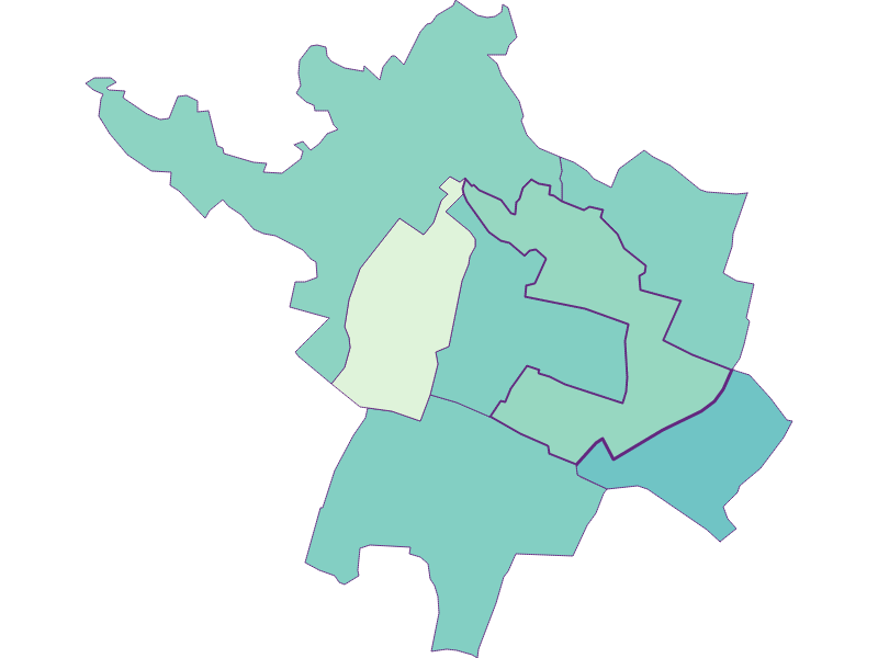 Fremdenanteil in Bockfließ