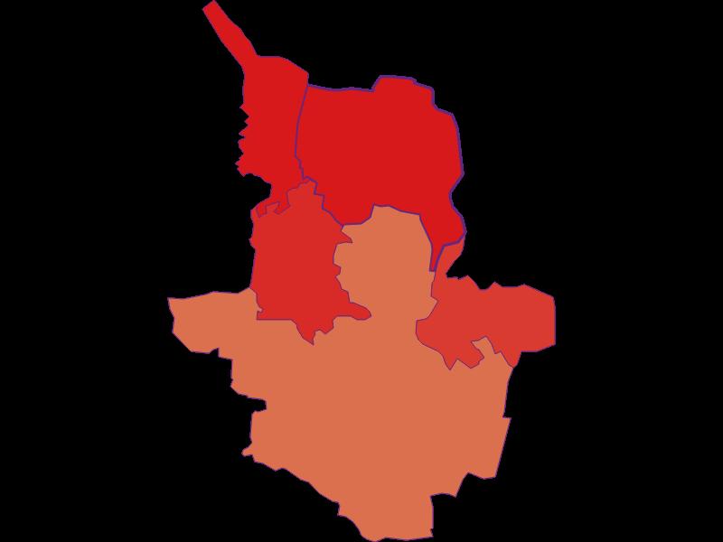 Population development since 1869 in Drasenhofen
