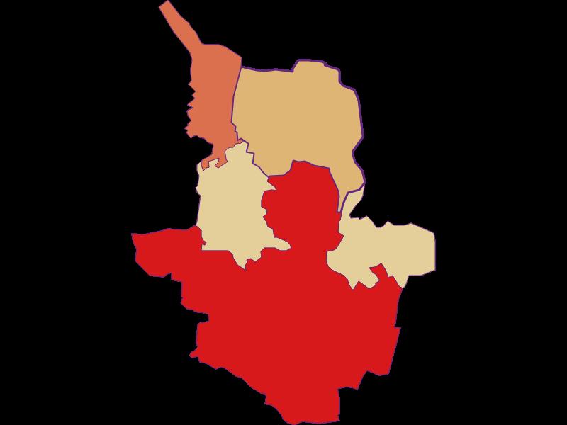 Population development since 2011 in Drasenhofen