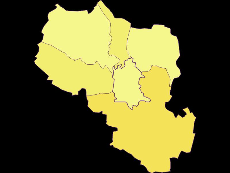 Плотность населения в Falkenstein